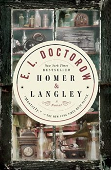 Homer and Langley by E. L. Doctorow