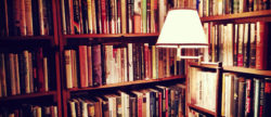FAQs you didn't ask: Books on shelves