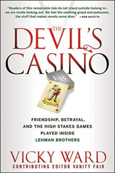 Greed jealousy betrayal: The Devil's Casino by Vicky Ward