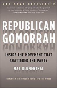 American conservatives - Republican Gomorrah - Max Blumenthal