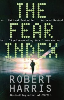 multibillion-dollar hedge funds: The Fear Index by Robert Harris