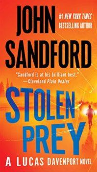 Suspense galore: Stolen Prey by John Sandford