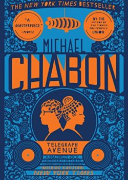 Michael Chabon novel