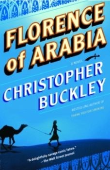 feminism - Florence of Arabia by Christopher Buckley