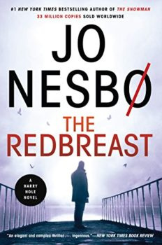 insubordinate detective: The Redbreast by Jo Nesbo