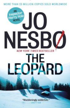 best crime novelist: The Leopard by Jo Nesbo