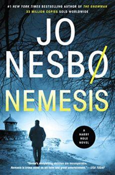 Norwegian police: Nemesis by Jo Nesbo