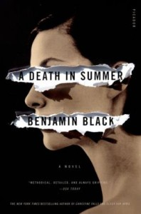 unconventional sleuth: A Death in Summer by Benjamin Black