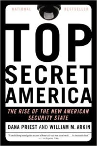 books about espionage - top secret america - dana priest