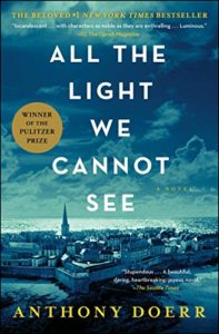 enlightening historical novels - all the light we cannot see - anthony doerr