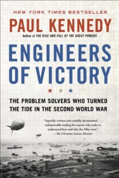 good nonfiction books: Engineers of Victory by Paul Kennedy