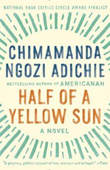 most memorable novels: Half of a Yellow Sun