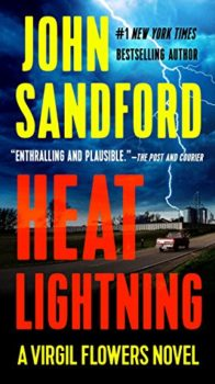 That f---ing Virgil Flowers: Heat Lightning by John Sandford