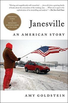 Janesville book review: Janesville by Amy Goldstein