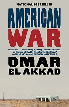 dystopian novels reviewed: American War by Omar El Akkad