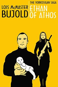 planet inhabited only by men: Ethan of Athos by Lois McMaster Bujold