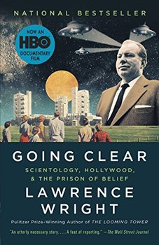 books reviewed in 2013: Going Clear by Lawrence Wright