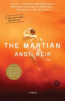 books reviewed in 2015: The Martian by Andy Weir