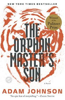 books reviewed here in 2012: The Orphan Master's Son by Adam Johnson