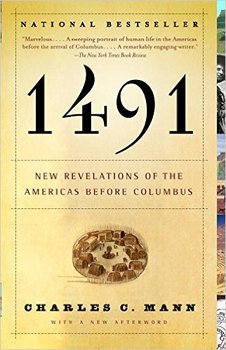 Nonfiction books about history reviewed: 1491 by Charles C. Mann