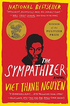 historical mysteries and thrillers: The Sympathizer by Viet Thanh Nguyen