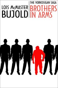 An interstellar adventure story: Brothers in Arms by Lois McMaster Bujold