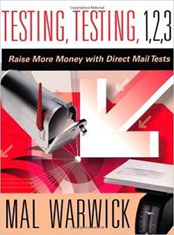 Books by Mal Warwick: Testing, Testing, 1, 2, 3