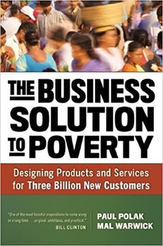 Books by Mal Warwick: The Business Solution to Poverty