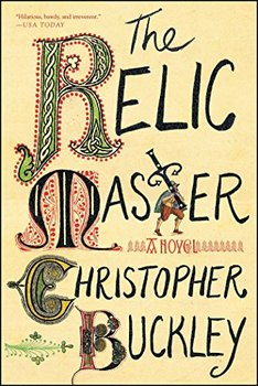 Christopher Buckley writes satirical novels, including The Relic Master.