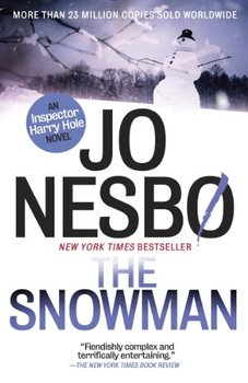 The Snowman by Jo Nesbo represents one of the best Nordic noir series.