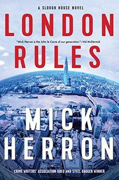 Mick Herron's misfit spies star again in London Rules.