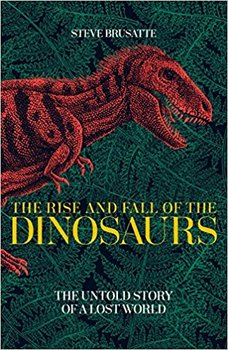 In The Rise and Fall of the Dinosaurs, Steve Brusatte explains that dinosaurs live today.