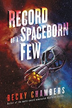 Record of a Spaceborn Few portrays a brilliant invented universe.