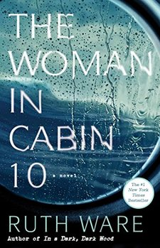 The Woman in Cabin 10 is a #1 bestselling psychological thriller.
