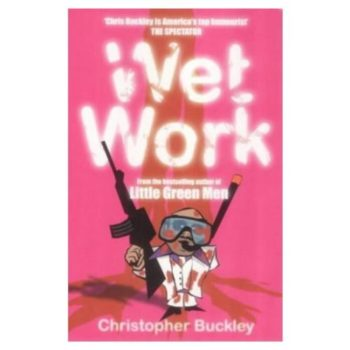 Wet Work is a novel about cocaine.