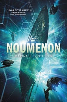 Noumenon is a great example of visionary science fiction.