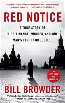 Red Notice is one of the excellent memoirs reviewed here.
