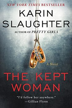 Karin Slaughter writes disturbing psychological thrillers, of which The Kept Woman is a good example.