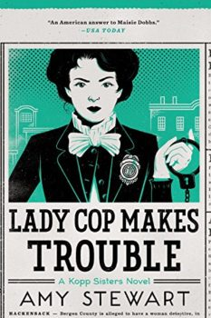 Lady Cop Makes Trouble is an excellent fact-based crime novel.