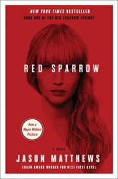 Red Sparrow is one of the many thrillers reviewed here in 2018.