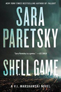 Shell Game is a V. I. Warshawski thriller.