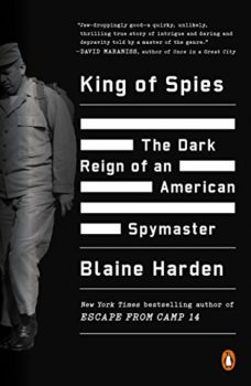 King of Spies reveals the shameful reality of America's role in the Korean War.
