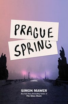 Two love affairs and espionage during Prague Spring dominate this excellent novel.