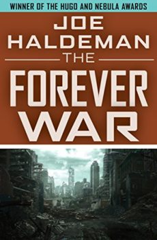 The Forever War is a classic science fiction war novel.
