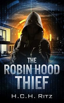 The Robin Hood Thief portrays a plausible near future.
