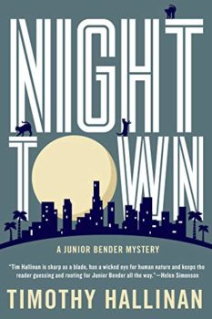 Nighttown is a hilarious crime novel.