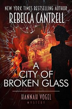 A City of Broken Glass is the fourth novel in Rebecca Cantrell's Hannah Vogel series.
