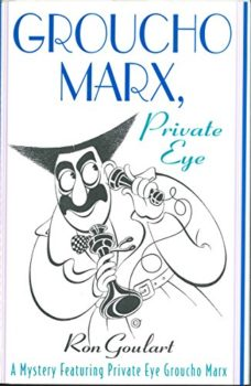 Groucho Marx Private Eye brings Groucho's wit to the printed page.