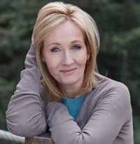 J. K. Rowling is the author of the Cormoran Strike detective series.