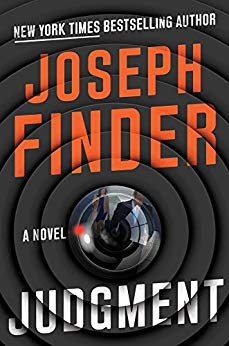 Judgment is Joseph Finder's new novel, a courtroom drama.